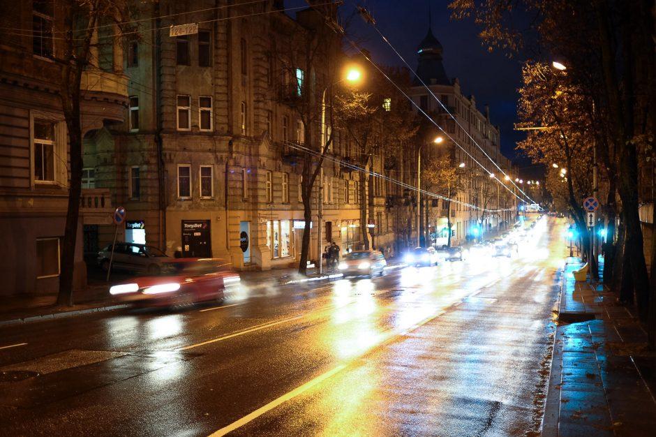 Paryčiais pietryčių Lietuvoje galimas plikledis