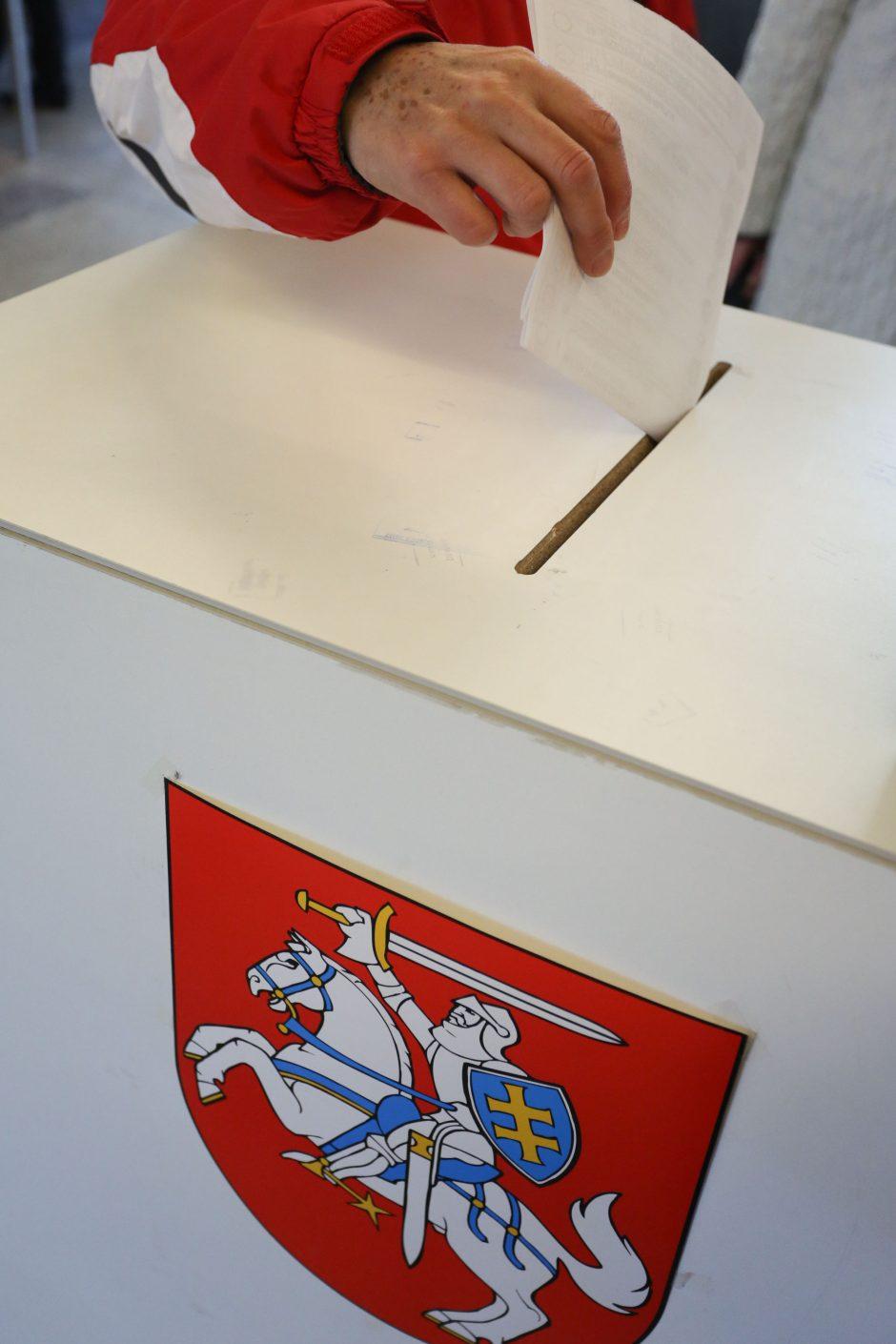 Parašus kandidatuoti į Marijampolės merus surinko visi pretendentai