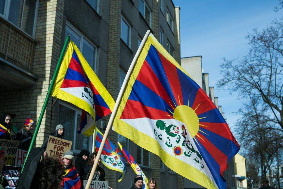 Vilniuje – solidarumo su Tibetu renginiai