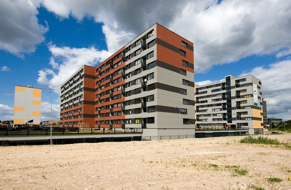Didžiausias būsto finansavimo šuolis – jau nebe Vilniuje