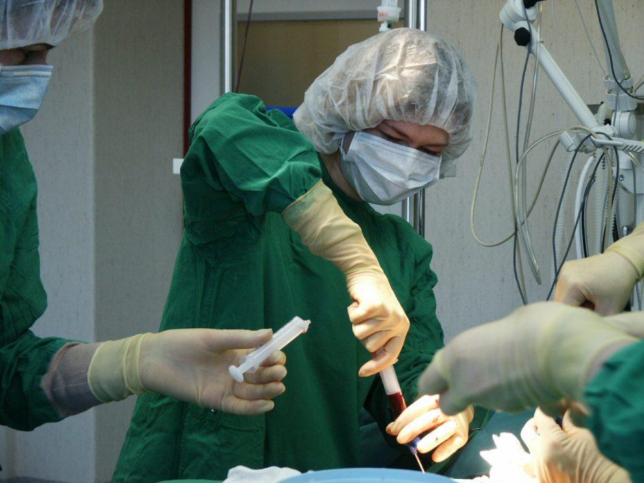 Vaikų onkologė: nauja kaulų čiulpų transplantavimo tvarka – didelis žingsnis atgal