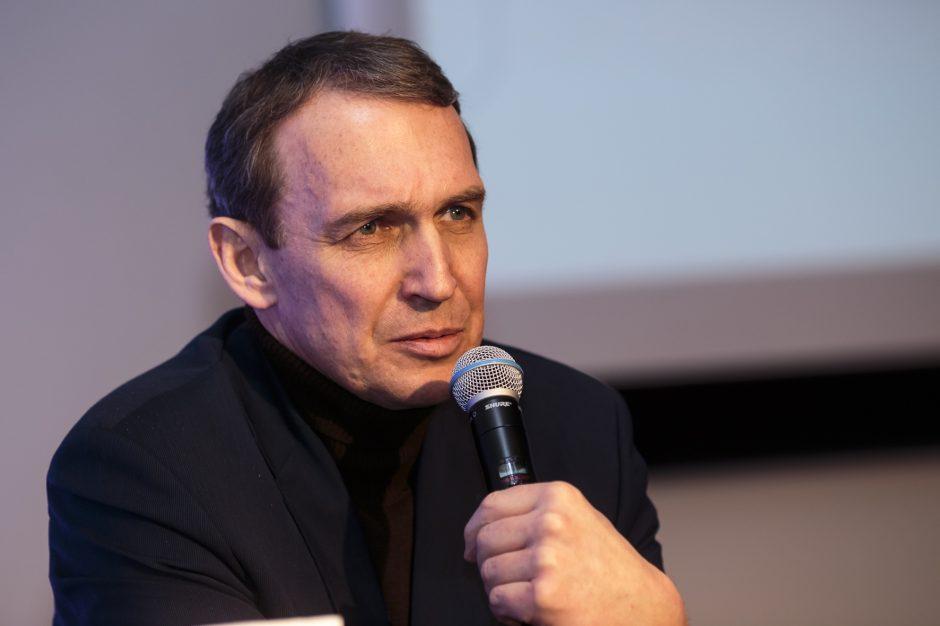 A. Juozaitis paskelbė, kad kandidatuos prezidento rinkimuose