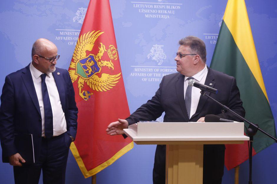 Juodkalnijos ministras: po Maskvos sąmokslo esame budrūs