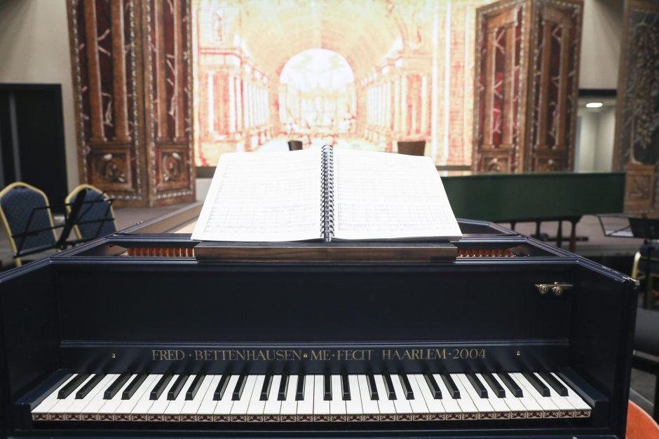 Valdovų rūmuose skambės atkurta pirmoji Lietuvoje atlikta opera