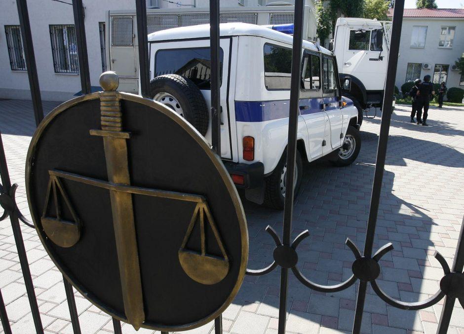 Rusijos teismas už pagalbą rengus ataką nuteisė jaunuolį