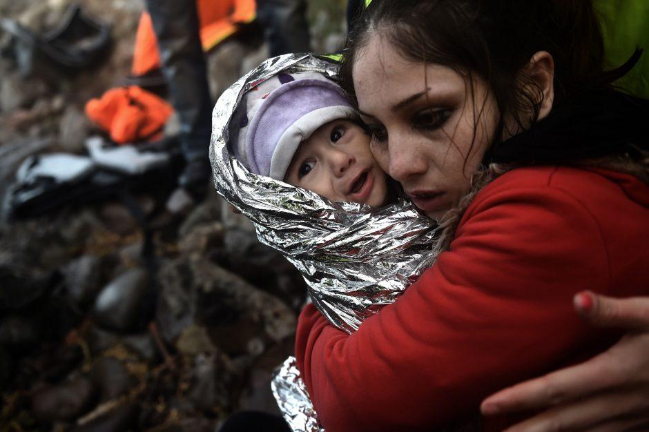 Socialdemokratai siūlo pasirašyti politinį susitarimą dėl pabėgėlių