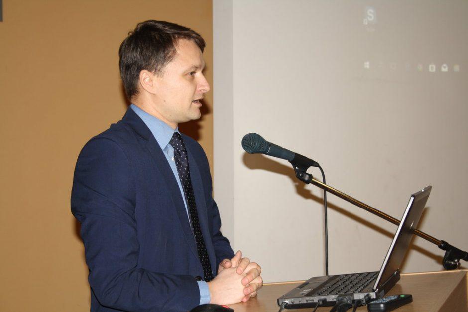 Aplinkos viceministro interesų deklaracijoje – paslaptys