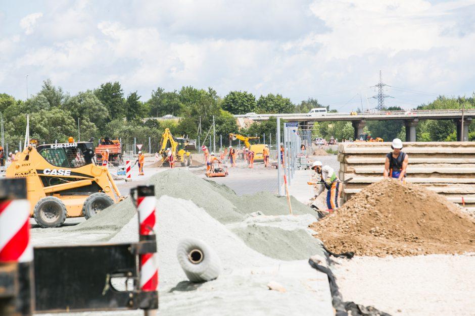 Ambicingas projektas Kaune – jau finišo tiesiojoje