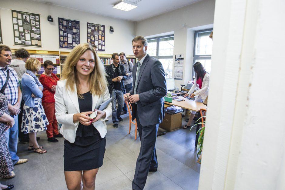 Technologijų perversmas Kauno mokyklose: tėvai žinos ne tik tai, ką pietums valgė vaikai