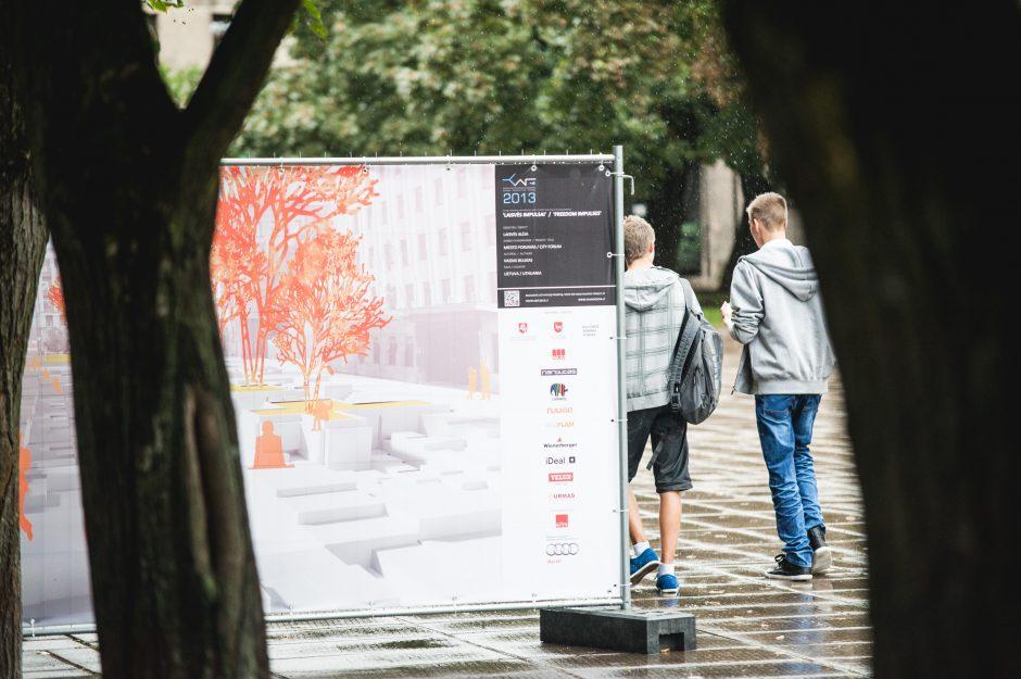 Startuoja Kauno architektūros festivalis