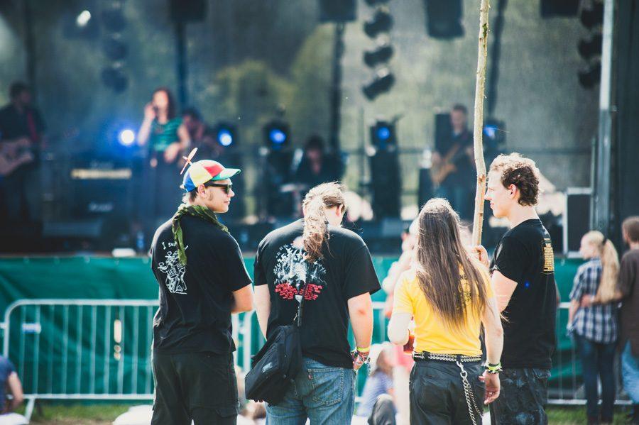 """Šiuolaikinio folkloro ir alternatyvios muzikos festivalis """"Margos pievos"""""""