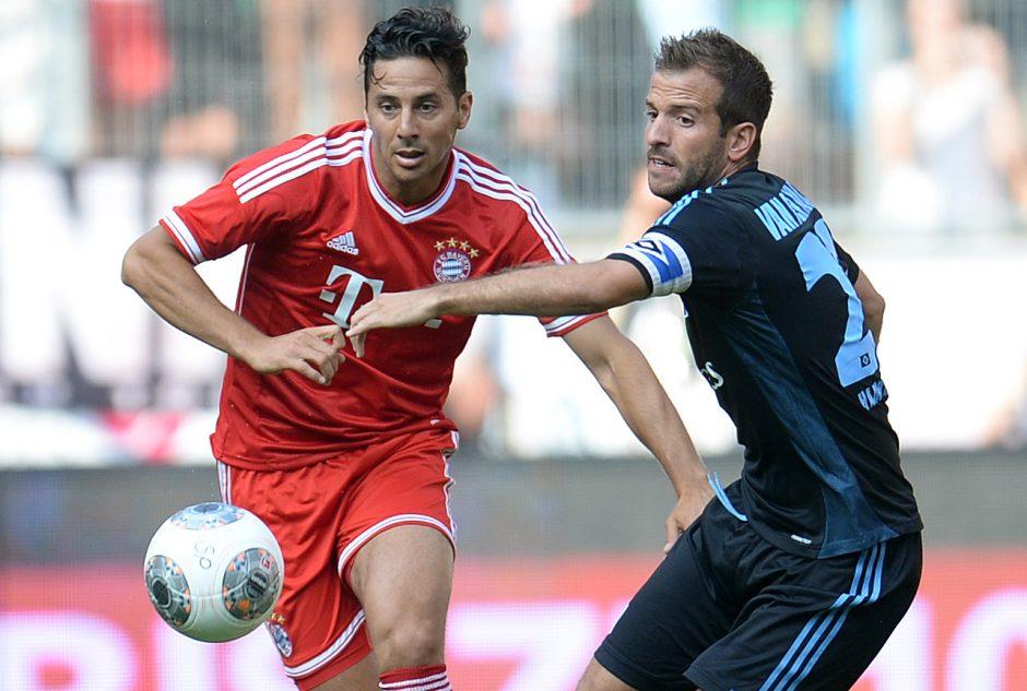 """""""Bayern"""" iškovojo užtikrintą pergalę, ambicingieji """"Borussia"""" ir """"Monaco"""" klubai - pralaimėjo"""