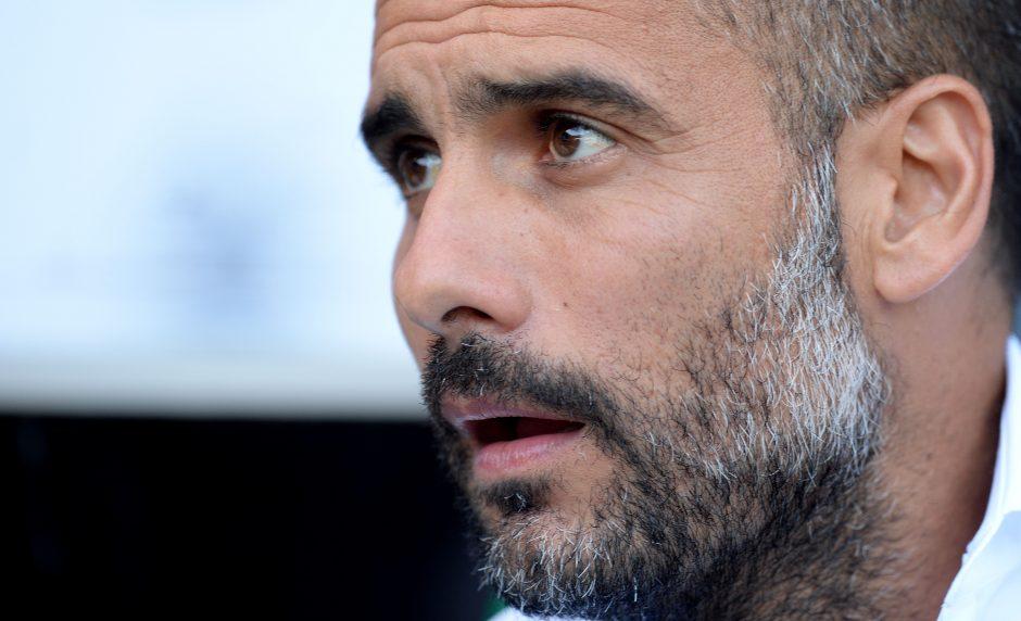 J. Guardiola toliau tobulina ir taip idealią