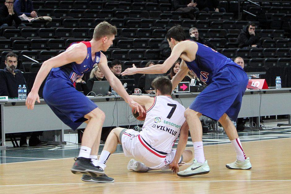 "ANGT: ""Rytas"" – CSKA 85:64"