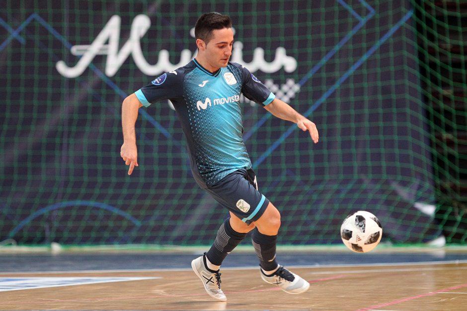 """Futsalas. """"Vytis"""" – """"Inter"""" 2:4"""