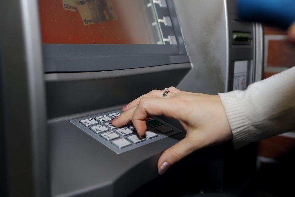 Iš banko – nemaloni staigmena