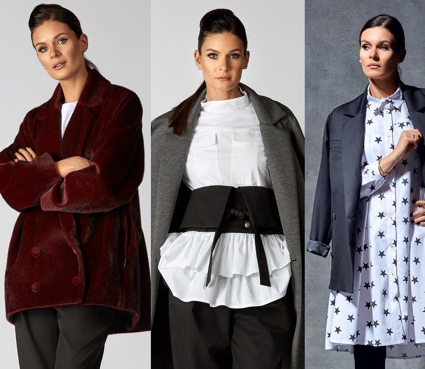 Naujos D. Vapsvės kolekcijos veidu tapusi stilistė: tai vilkint nereikia pakentėti