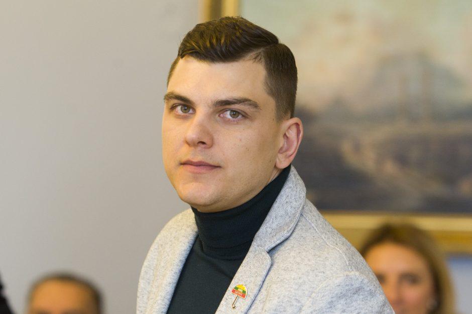 R. Mackevičius save išbandys kitame amplua