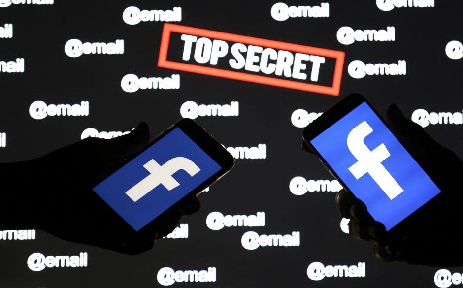 """JK žvalgybos pareigūnas perspėja dėl socialinio tinklo """"Facebook"""" keliamo pavojaus"""