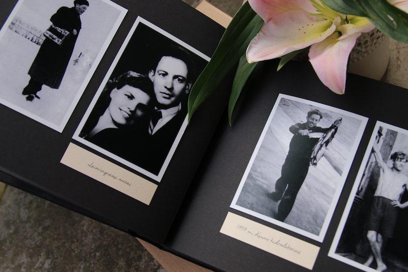 Kaip šiuolaikiškai įamžinti prisiminimus apie mirusiuosius?