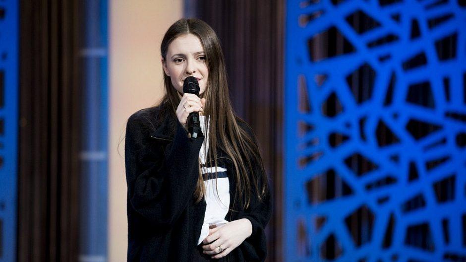 """""""Eurovizijos"""" TOP 5: I. Zasimauskaitė pasidalijo savo favoritais"""