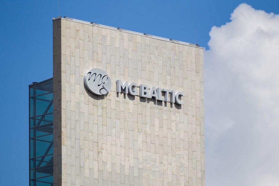 """""""MG Baltic"""" dėl VSD pažymos kreipėsi į teismą"""