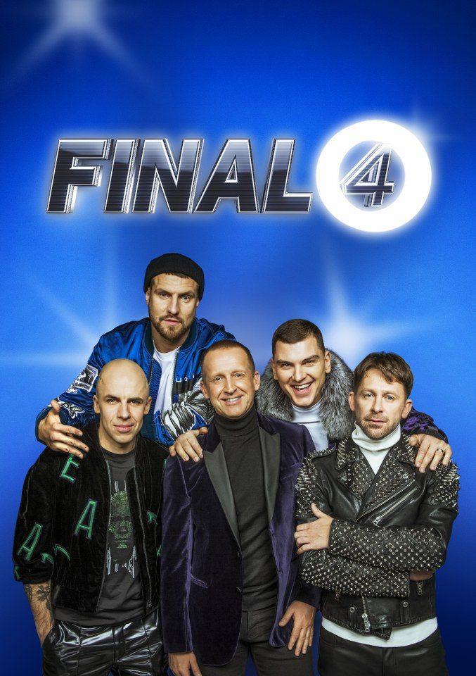 """Dar neprasidėjus šou, """"Finalo ketverto"""" teisėjai išrinko vertus pergalės dalyvius"""