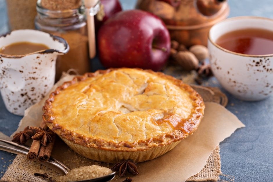 Trys pyragų receptai, kurie sušildys ir namus