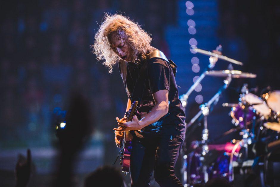 """Muzikos """"Nobelio premija"""" paskirta afganų institutui ir grupei """"Metallica"""""""