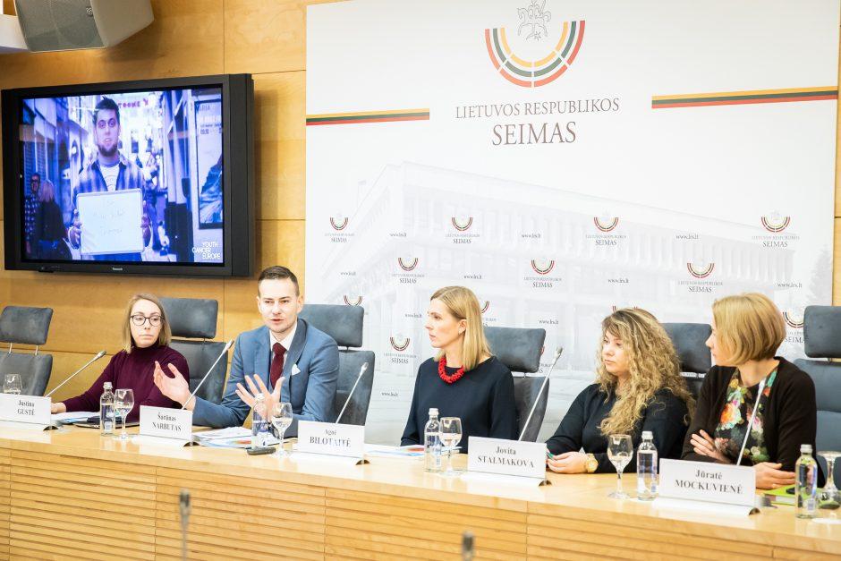 Konferencija apie vėžiu sirgusių žmonių diskriminaciją
