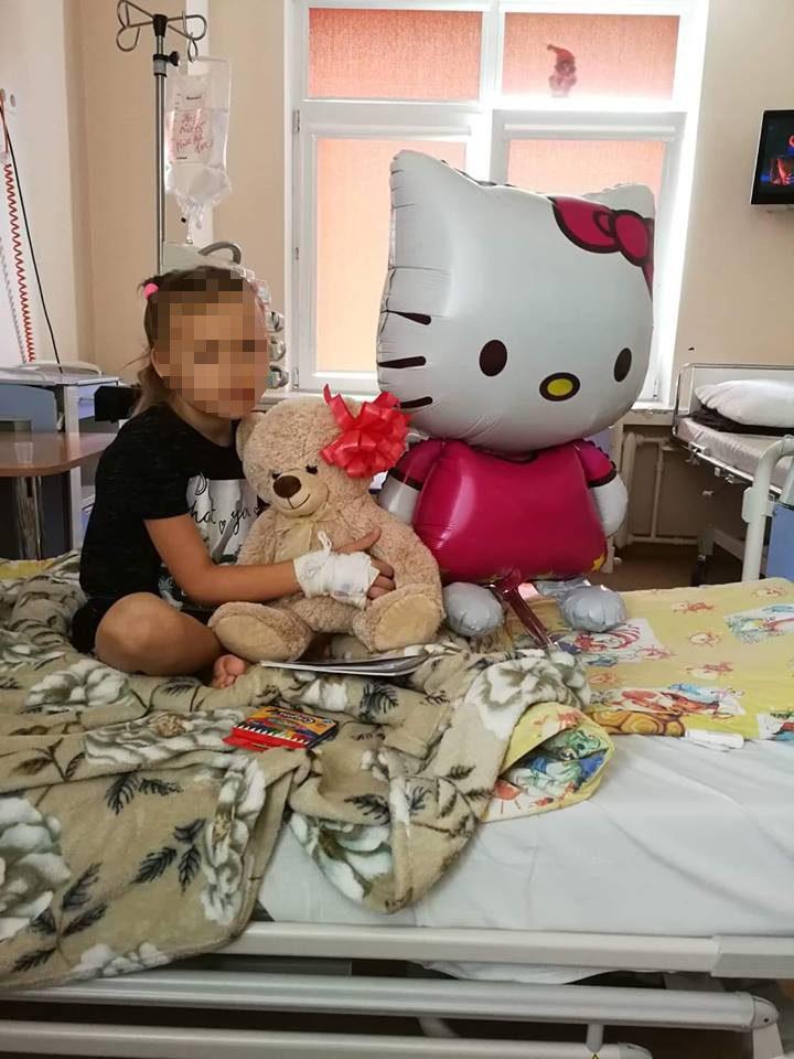 Jautrus pagalbos prašymas: mergaitės gydymui reikalingas kraujas