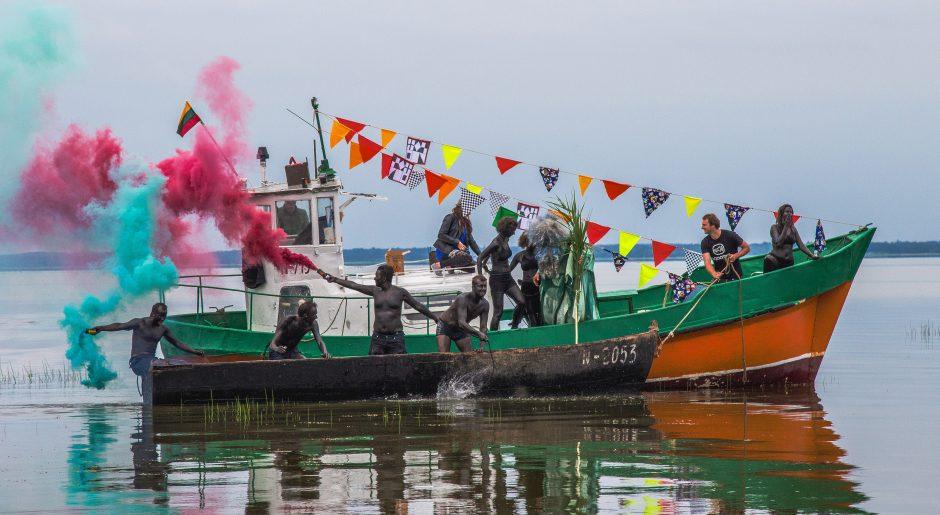 Tradicijos tęsiasi: Juodkrantėje ir vėl šurmuliuos Žvejo šventė