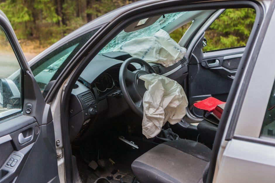Apie kraupioje avarijoje sužalotų moterų būklę – naujos žinios