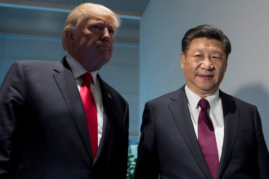 Kinija vengs didinti įtampą su Šiaurės Korėja