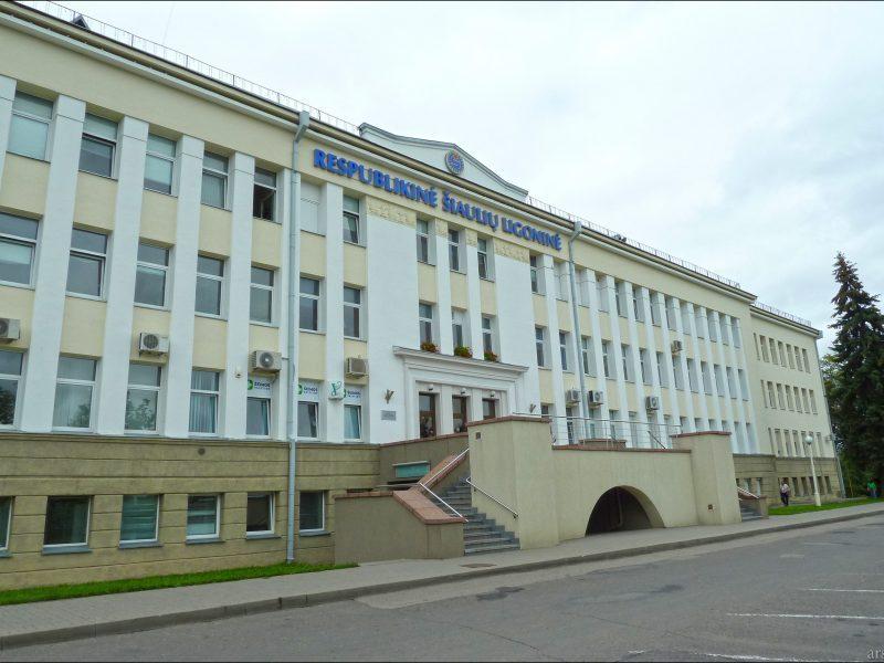 Į teismą keliauja Šiaulių ligoninės korupcijos byla
