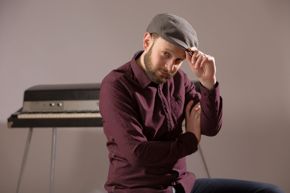 Pianistas Oli Silkas – apie meilę džiazui ir muzikos pasaulio kerus