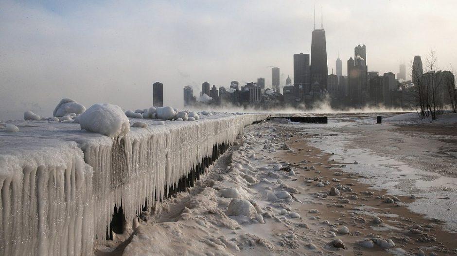 """Prognozės kelia nerimą: 2030 metais Žemė gali panirti į """"mini ledynmetį"""""""