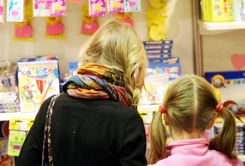 Leidžiame vaiką į mokyklą: kaip neišleisti pusės tūkstančio eurų?