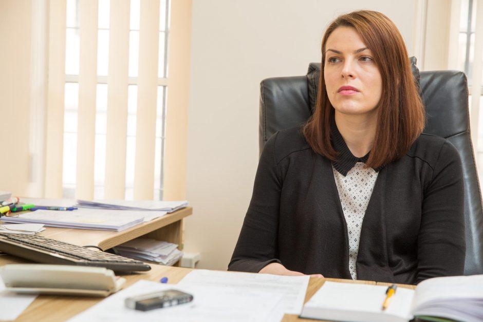 """R. Kazėnienė: izoliatoriaus darbuotojams drausta registruoti skundus dėl """"Niklitos"""""""