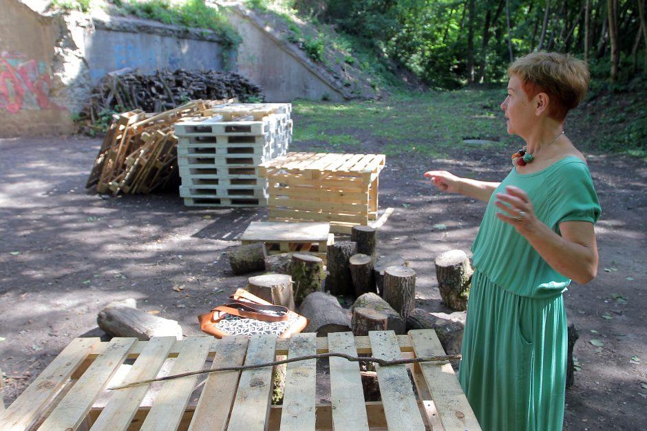 Šančių plėšikė ir jos Kauno tvirtovės deimantas