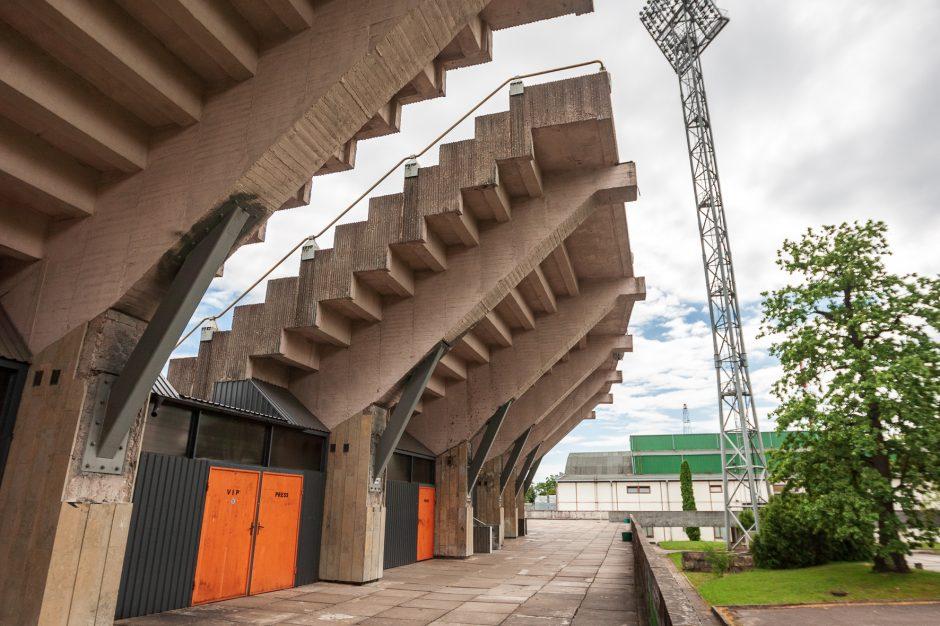Teismas imasi Kauno stadiono bylos