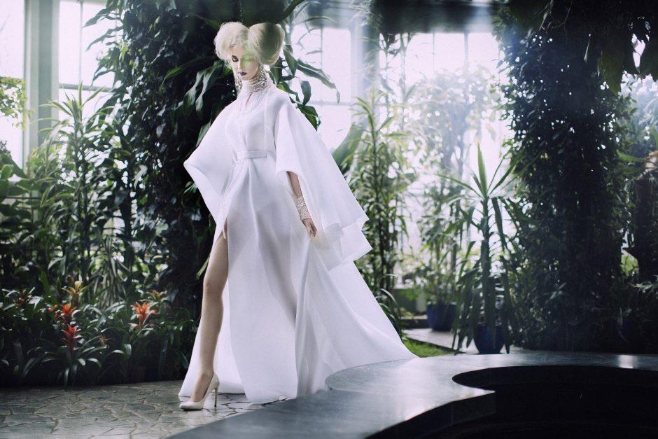 Dizaineris L. Salasevičius: svarbesnis už madą yra stiliaus pojūtis