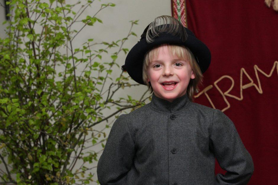 Kernavėje džiugins jaunieji liaudies kūrybos atlikėjai