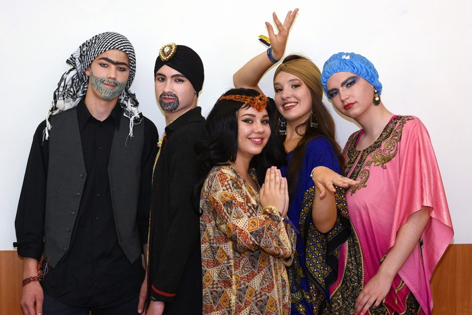 Kaune – arabų kultūros dvelksmas