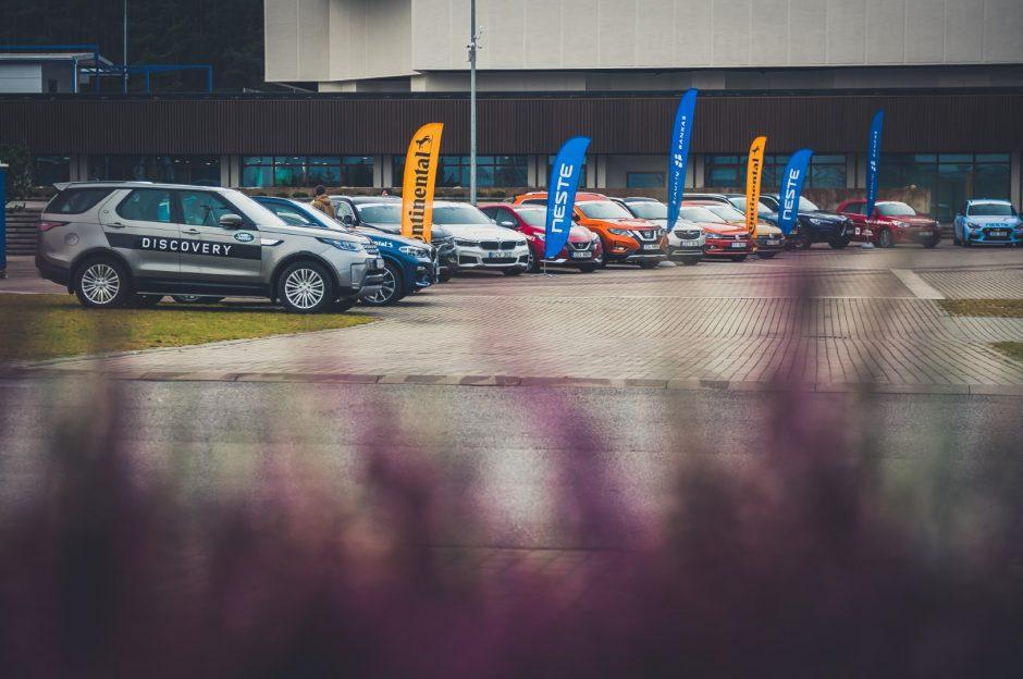 Kurie automobiliai varžosi dėl geriausio Lietuvoje titulo?