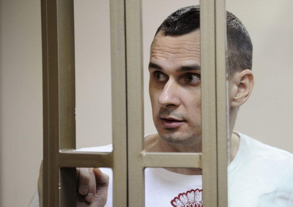 Rusijoje įkalinto O. Sencovo drama: žiūrovai virsta veikėjais