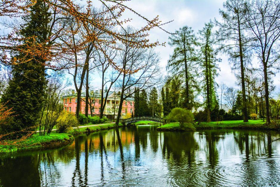 Botanikos sodas kviečia į atvirų durų dieną