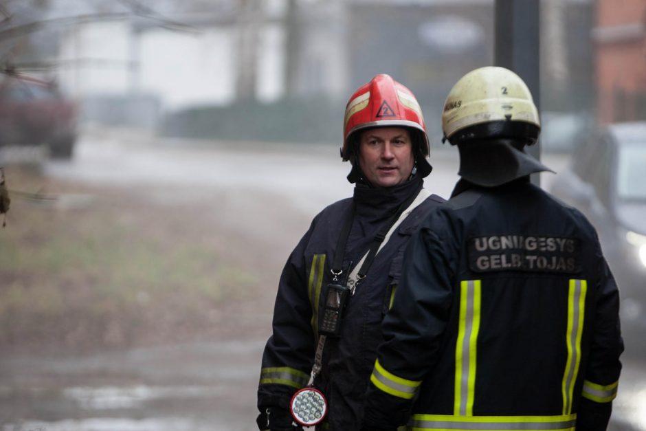 Ugniagesiai: šiemet 90 kartų butuose degė šiukšlės