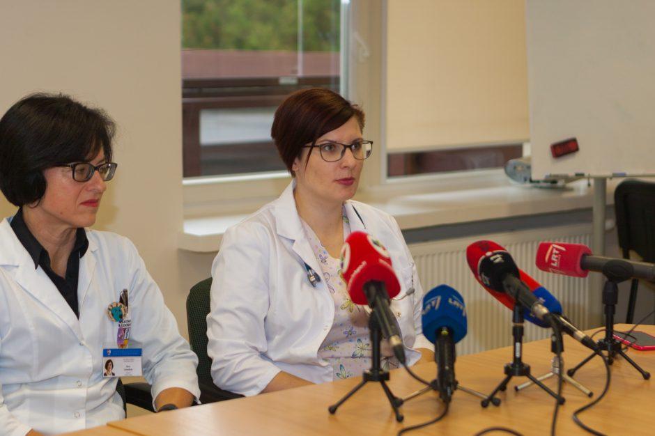 Medikai apie Kaune gimusį ketvertuką: tai – unikalus atvejis