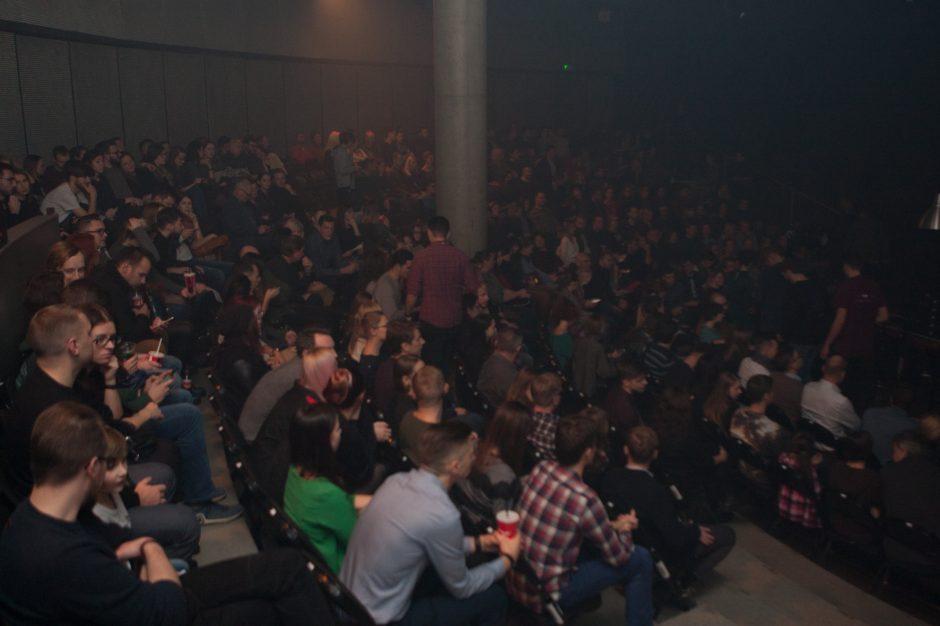 """""""Golden Parazyth"""": tai ne paskutinis koncertas Kaune"""